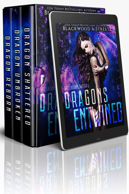 Spellbound Shifters Dragons Entwined Box Set